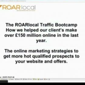 RoarLocal - Traffic Mastery