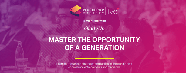 iStack Training – Ecommerce Mastery Live Barcelona 2018